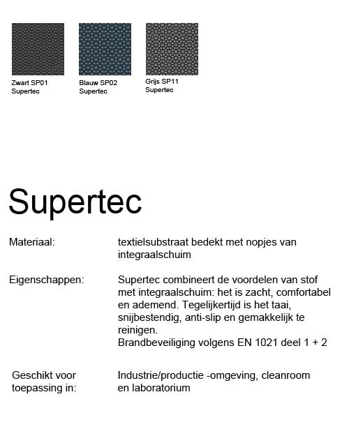 Werkstoel Bimos Sintec 1 synchroontechniek