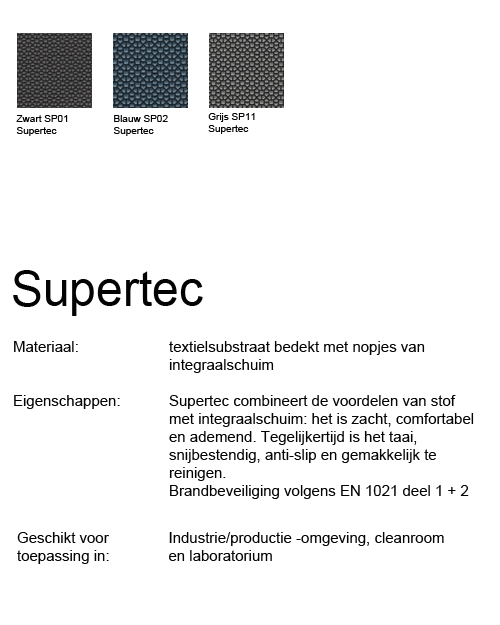Werkstoel Bimos Sintec 2 synchroontechniek