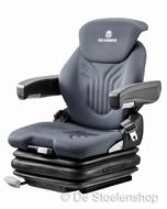 Grammer Primo XL luchtgeveerde stoel 12 Volt stof bz