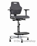 Werkplaatsstoel Score At Work 4408, robuuste werkstoel