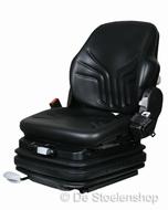 Grammer Primo XL PLUS luchtgeveerde stoel pvc zwart