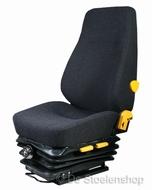 KAB 414 mechanisch geveerde stoel stof storm / anthraciet