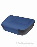 Zitkussen tbv KAB T4 /414/514/524/554/714 Hitachi Blauw