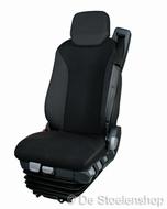 Luchtgeveerde vrachtwagenstoel ISRI 6860.870 NTS DAF