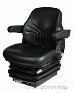 Grammer tractorstoel Maximo M Comfort PVC met dik zitkussen!
