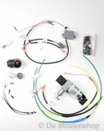 Automatische gewichtsinst. + compressor en regeling KAB 85