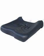 Zitkussen tbv heftruckstoel Grammer MSG12 en MSG20 PVC zwart
