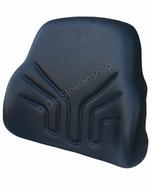 Rugkussen tbv Grammer MSG30 / Grammer Movito PVC zwart