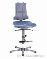 Werkplaatsstoel Bimos Sintec 3 zitneigverstelling