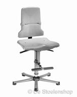 Bimos Sintec 3 stoelbasis permanentcontact zonder bekleding