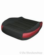 Zitkussen/zitschuim en zithoes Volvo FH stof / leren zijwang