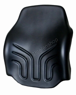 Rugkussen tbv Grammer MSG20 smal PVC zwart