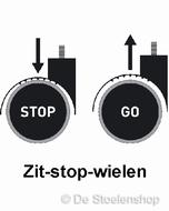 Set Zit-Stop Wielen Bimos