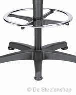 Voetenring  voor Bimos Werkstoelen