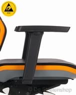 Set Multifunctionele Armleuningen ESD voor Bimos ESD Neon