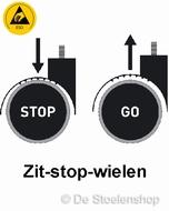 Set Zit-Stop Wielen Bimos ESD