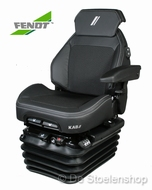 KAB luchtgeveerde tractorstoel SCIOX PREMIUM 86/K6 - FENDT