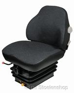 KAB11/E6 mechanisch geveerde trekkerstoel, stof Storm