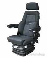 Grammer/Recaro Expert M luchtgeveerde stoel MSG95 12 Volt