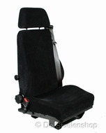 Statische stoel BE-GE 9150 met 3-punt rolgordel