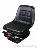 Mechanisch geveerde stoel KAB  XH2/P1 PVC