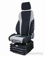 KAB luchtgeveerde stoel 65K4 24 Volt