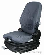 Grammer Primo XXL luchtgeveerde stoel 12 Volt stof bz