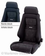 Recaro Specialist M autostoel & bestelautostoel stof zwart