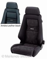 Recaro Specialist M autostoel & bestelautostoel kunstleer