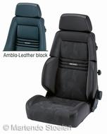 Recaro Expert S autostoel & bestelautostoel kunstleer