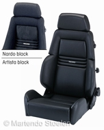 Recaro Expert L autostoel & bestelautostoel stof zwart