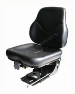Cobo mechanisch geveerde tractorstoel SC79/M30 - PVC zwart