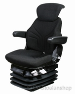 Grammer luchtgeveerde stoel Maximo L met rugverlenging