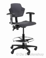 Werkplaatsstoel / werkstoel Score Spirit 1501