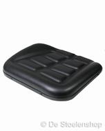 Zitkussen t.b.v. Klepp 1040 en Klepp 1050 PVC zwart