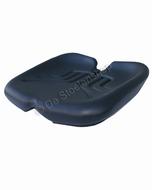 Zitkussen tbv Grammer MSG30 / Grammer Movito PVC zwart