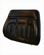 Rugkussen t.b.v. Grammer LS95/H90AR PVC zwart