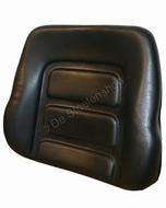 Rugkussen t.b.v. Grammer DS85/90 PVC zwart