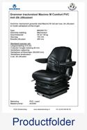 A53064-Grammer-MSG85-721-Maximo-M-Comfort-mechanisch-geveerd