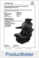 MSE8077-037 Cobo PVC mechanisch SR840-M200