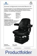 A53060PVC Grammer Maximo LG PVC luchtgeveerd MSG95G-721