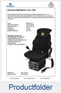 1207858-Grammer-MSG93-721-JCB-luchtgeveerde-stoel