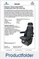 MS90972445351VR-Grammer-MSG97A-Recaro-Expert-M-vlakke-rug-luchtgeveerde-stoel-24V