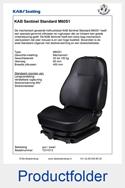211513-KAB-M60S1-Sentinel-Standard-mechanisch-geveerde-stoel