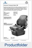 1341911-Grammer-MSG283-520-Compacto-Basic-XM-mechanisch-geveerd