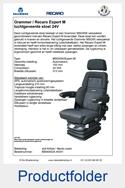 MS90952445351-Grammer-MSG95A-Recaro-Expert-M-luchtgeveerde-stoel-24V