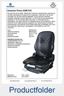 AG1106231 Grammer Primo XXM MSG65-522 PVC mechanisch