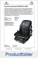 -Grammer-MSG85-721-Linde-mechanisch-geveerde-stoel
