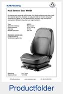 211508-KAB-M80S1-Sentinel-Base-mechanisch-geveerde-stoel