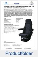 MS90951245351E-Grammer-MSG95A-Recaro-Expert-M-elektrisch-verstelbare-rug-luchtgeveerde-stoel-12V